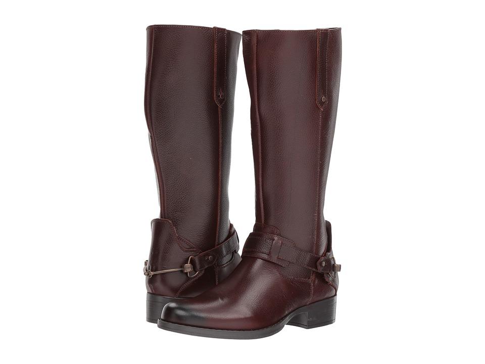 Naturino Lyard Hermione AW17 (Little Kid/Big Kid) (Reddish Brown) Girl's Shoes