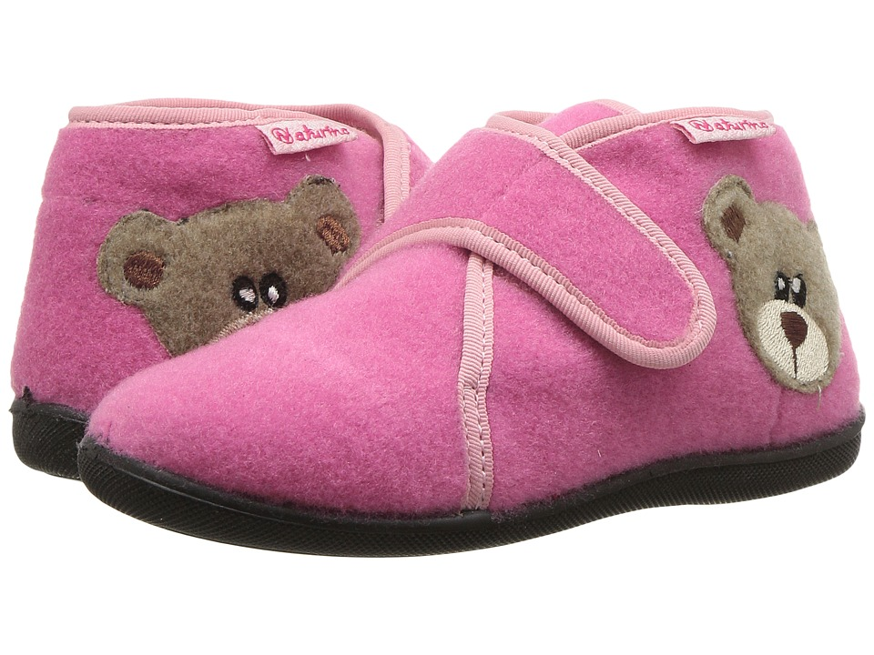 Naturino 7454 AW17 (Toddler/Little Kid) (Pink) Girl's Shoes