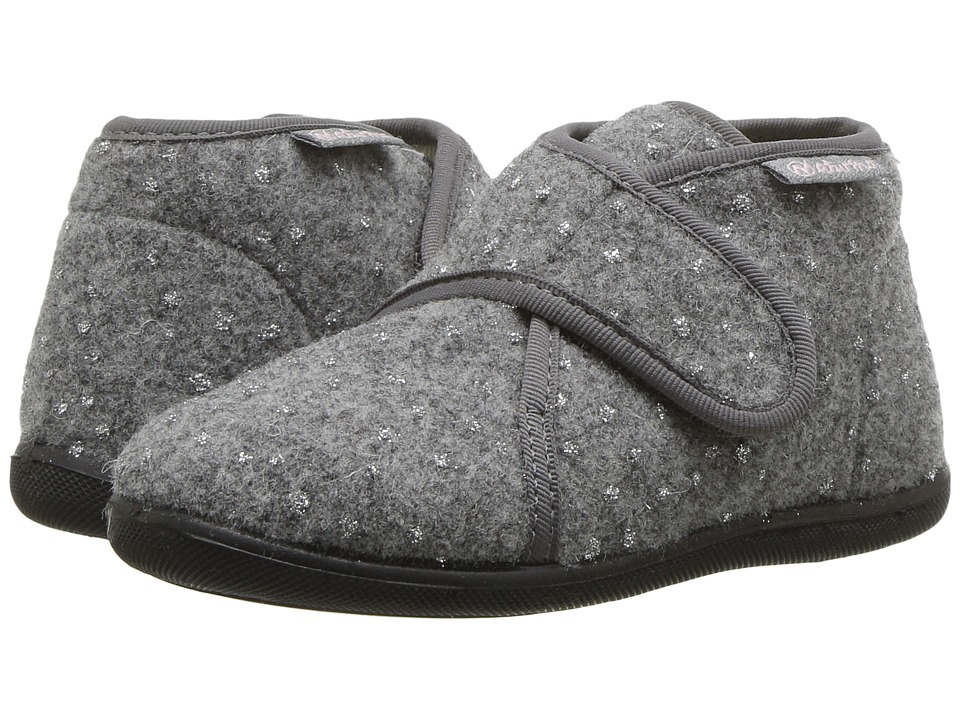 Naturino 7452 AW17 (Toddler/Little Kid) (Grey 1) Girl's Shoes