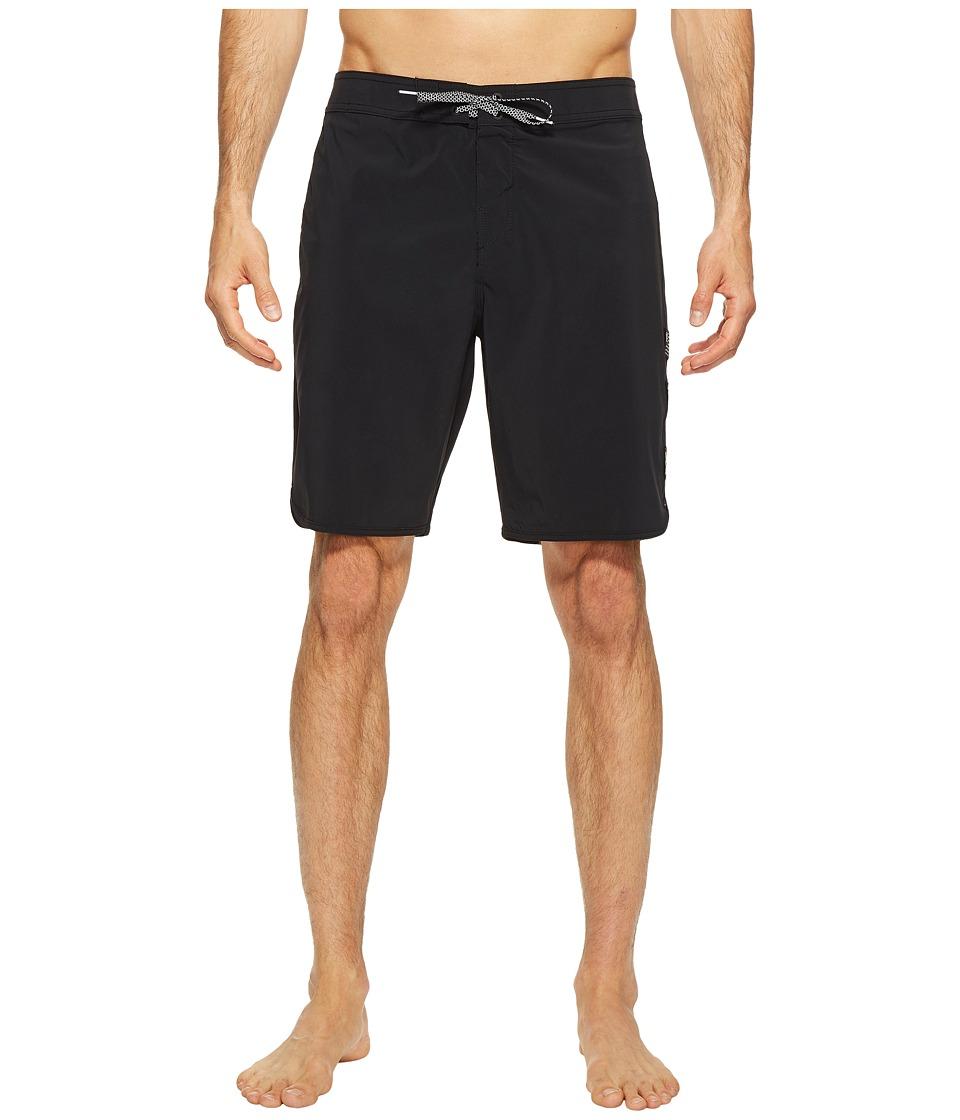 ONeill - Hyperfreak Echo Boardshorts (Black) Mens Swimwear