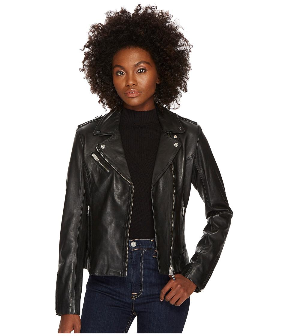 LAMARQUE - Harper Leather Biker Jacket