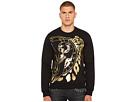 Versace Jeans Metallic Logo Sweatshirt