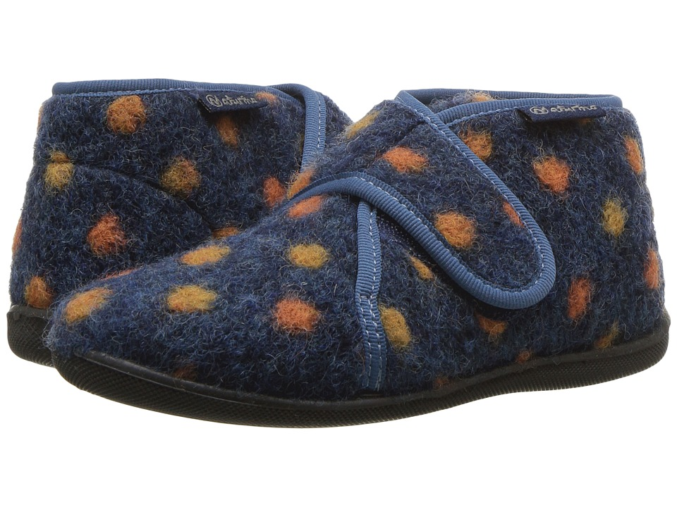 Naturino 7452 AW17 (Toddler/Little Kid) (Blue) Boy's Shoes