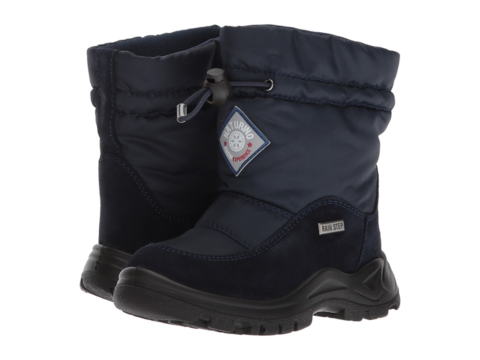 Naturino Varna AW17 (Toddler/Little Kid) (Blue) Boy's Shoes