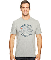 Life is good - Teacher Creature Crusher Tee