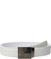 Versace Collection - Medusa Embossed Plaque Belt