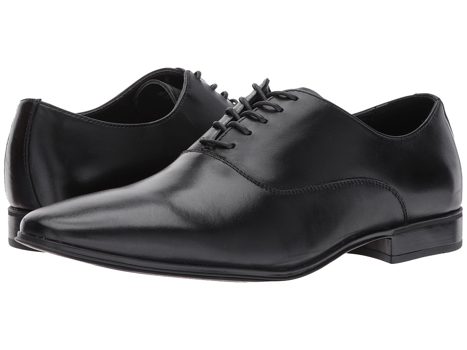 Edwardian Men's Shoes- New shoes, Old Style Giorgio Brutini - Stone Black Mens Shoes $80.00 AT vintagedancer.com