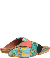 Missoni - Pointed Patchwork Mule