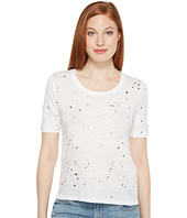 Intropia - Holey T-Shirt