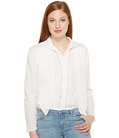 Intropia - Button Front Blouse