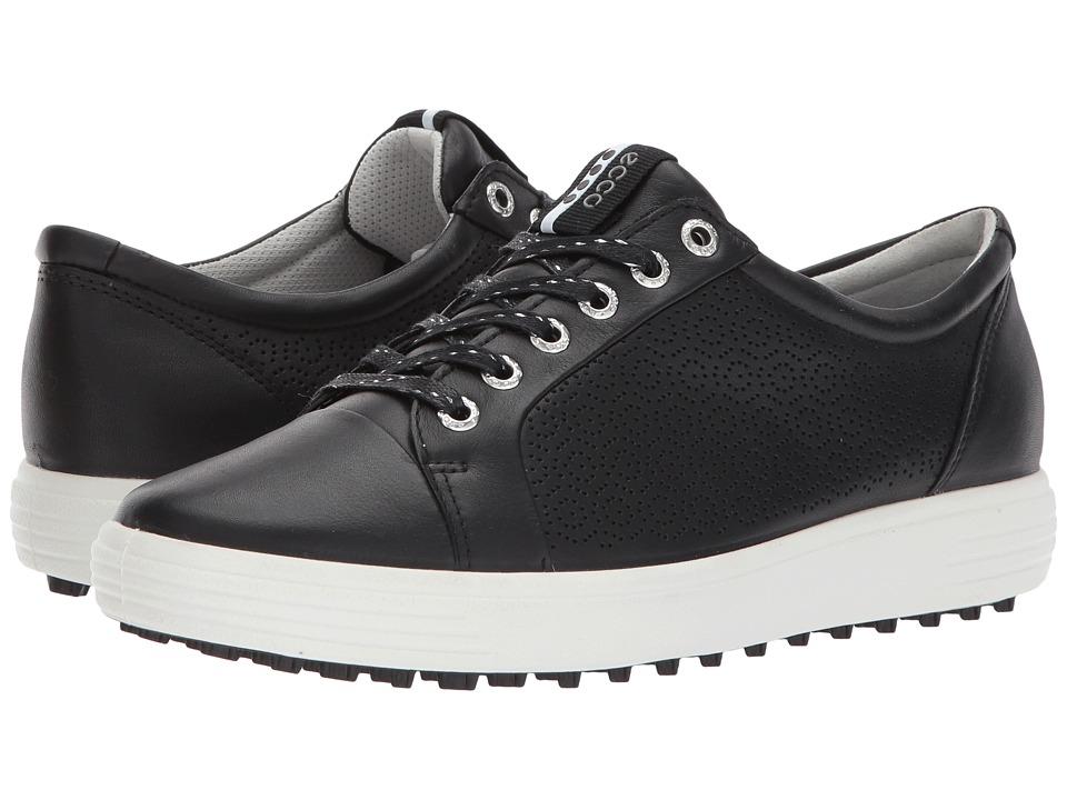 ECCO Golf Casual Hybrid 2 (Black) Women