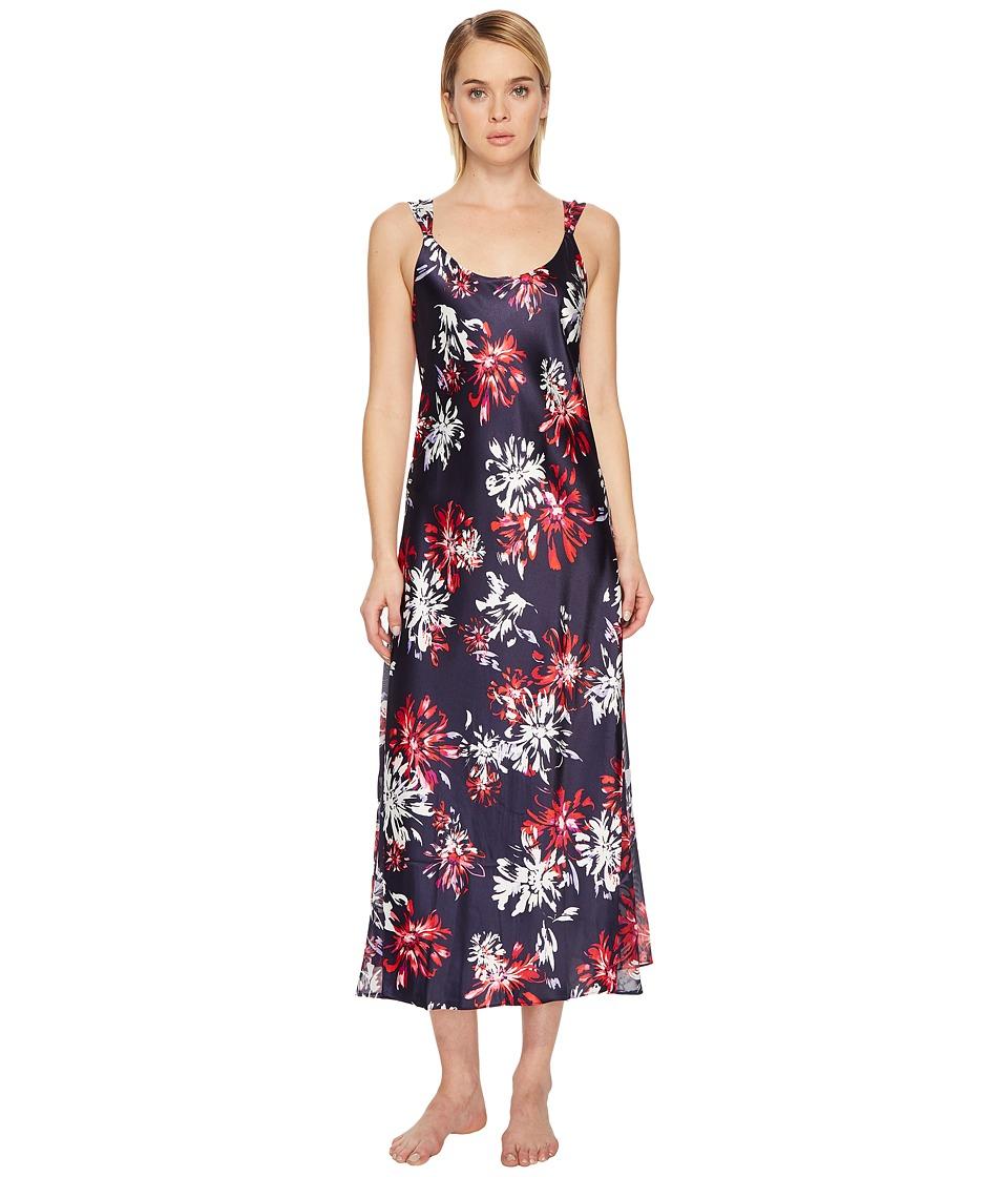 Oscar de la Renta Pink Label - Dahlia Floral Gown