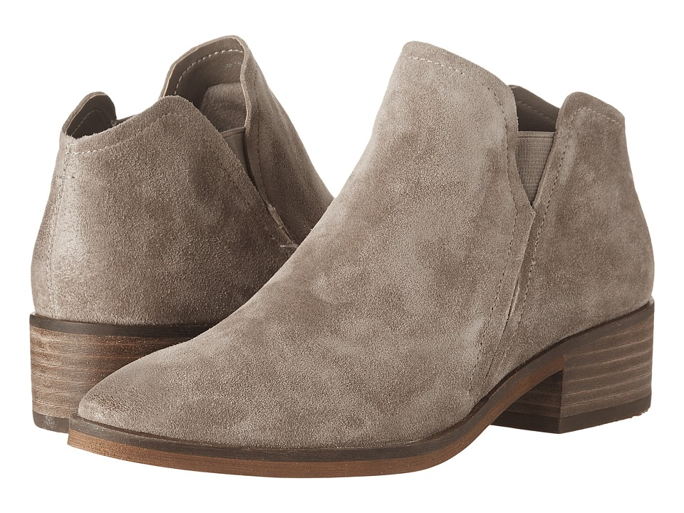 Dolce Vita - Tay (Dark Taupe Suede) Womens Shoes