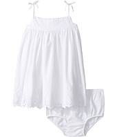 Ralph Lauren Baby - Batiste Lace Tiered Dress (Infant)
