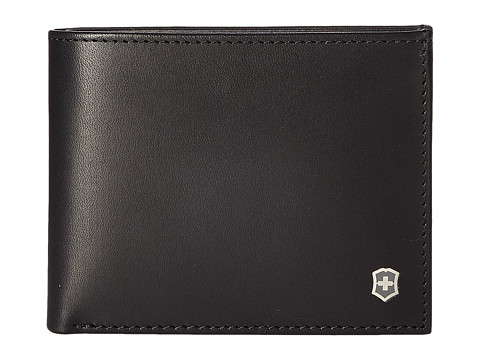 Victorinox Altius Edge Appolonios Slim Bifold Wallet w/ RFID - Black