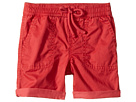 Ralph Lauren Baby - Parachute Twill Rolled Shorts (Infant)
