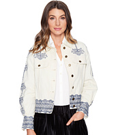 Intropia - Embroidered Jacket