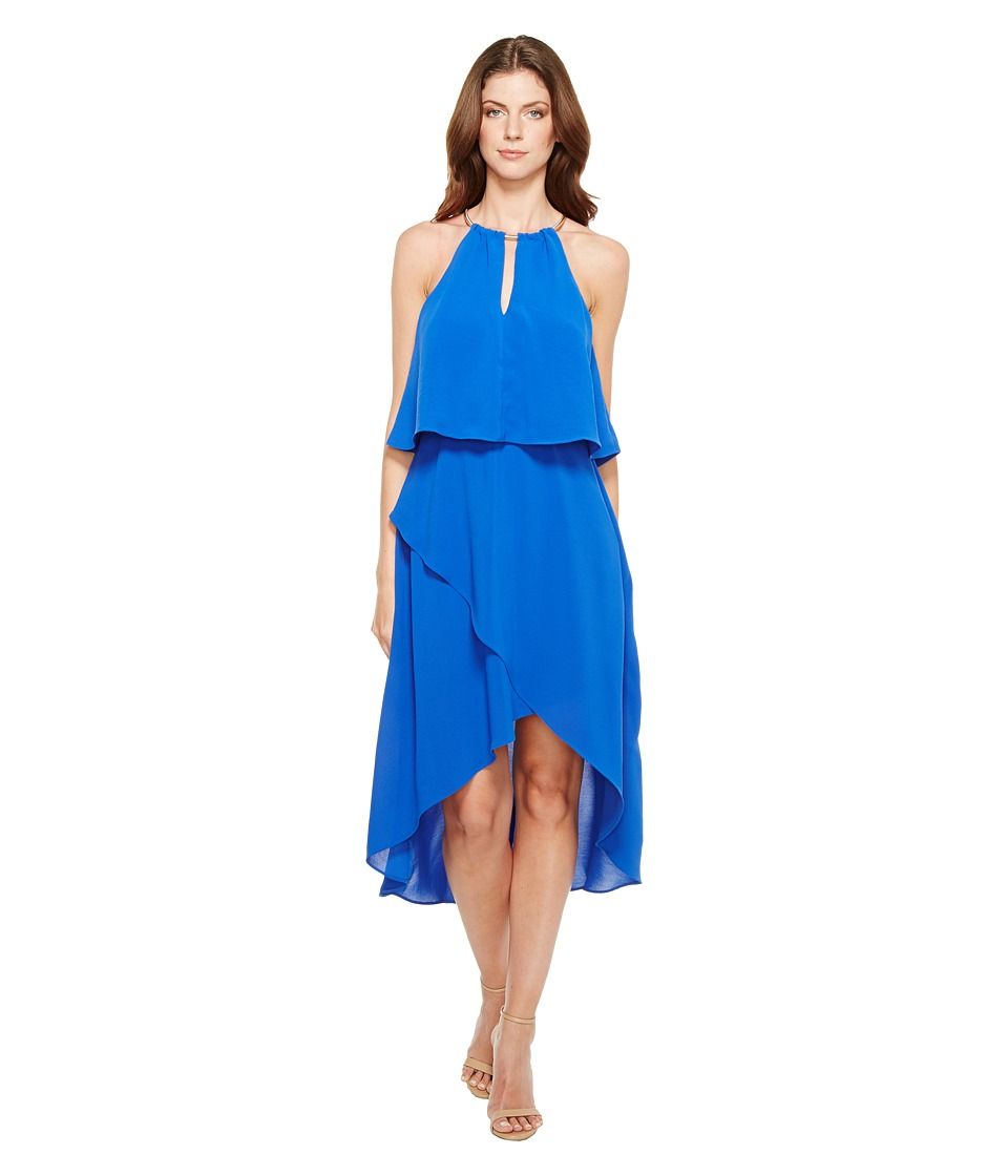 Adrianna Papell - Gauzy Crepe Popover High
