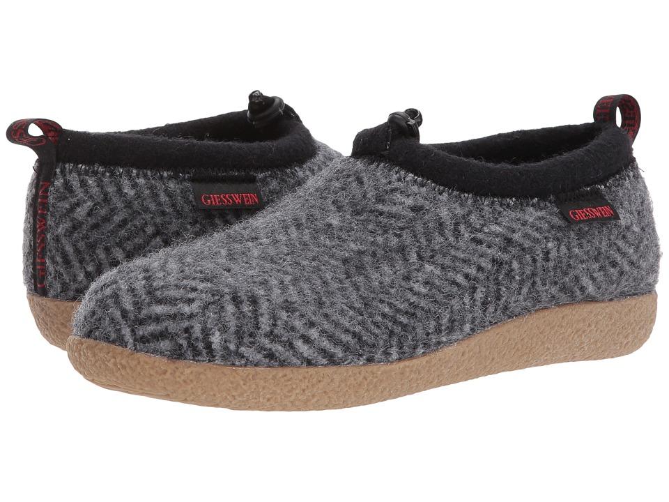 Giesswein - Tahoe (Black) Slippers
