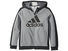 adidas Kids Athletic's Jacket (Big Kids)