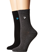 PACT - Organic Cotton Socks 2-Pack