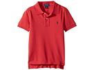Polo Ralph Lauren Kids - Basic Mesh Short Sleeve Knit Top (Toddler)