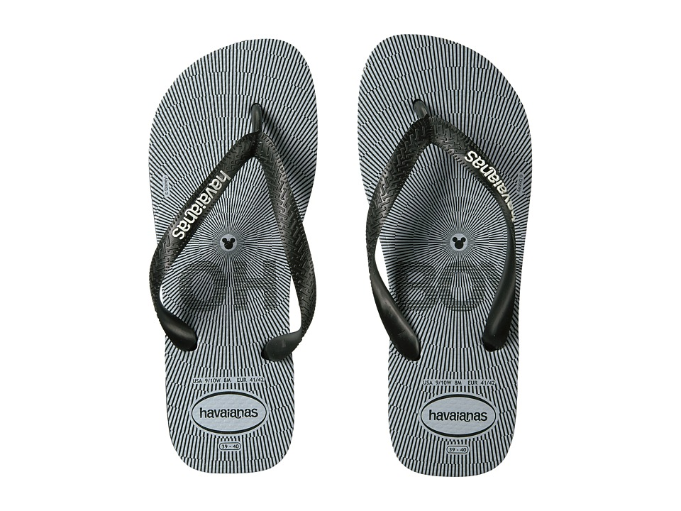 Havaianas - Top Millennial Mickey Sandal (Black) Women's Sandals