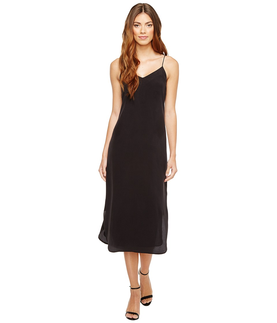 EQUIPMENT Dian Dress Q23-E895 (True Black) Women