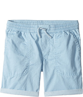 Polo Ralph Lauren Kids - Parachute Twill Rolled Shorts (Little Kids/Big Kids)