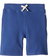 Polo Ralph Lauren Kids - Atlantic Terry Pull-On Shorts (Little Kids/Big Kids)