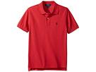 Polo Ralph Lauren Kids - Basic Mesh Short Sleeve Knit Collar Top (Big Kids)