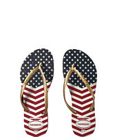 Havaianas - Slim Chevron Stars and Stripes Sandal