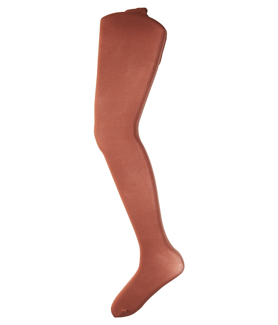 Capezio Kids - Ultra Soft Transition Tights (Big Kids) (Chestnut) Sheer Hose