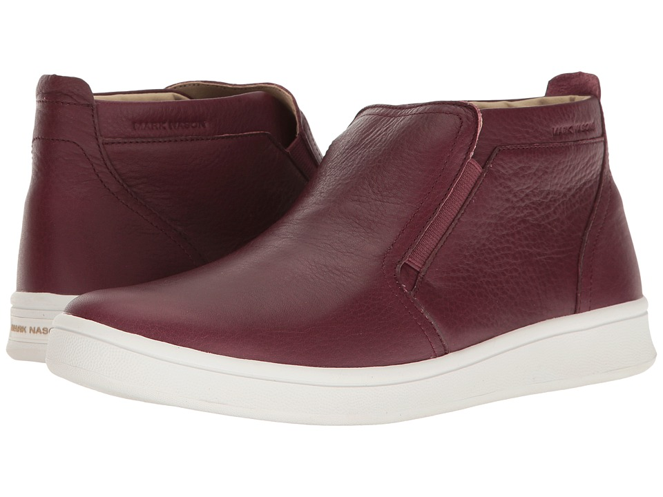 Mark Nason Uptown (Burgundy) Women