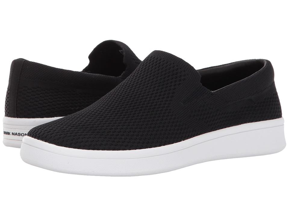Mark Nason - Laurel (Black) Womens Slip on  Shoes