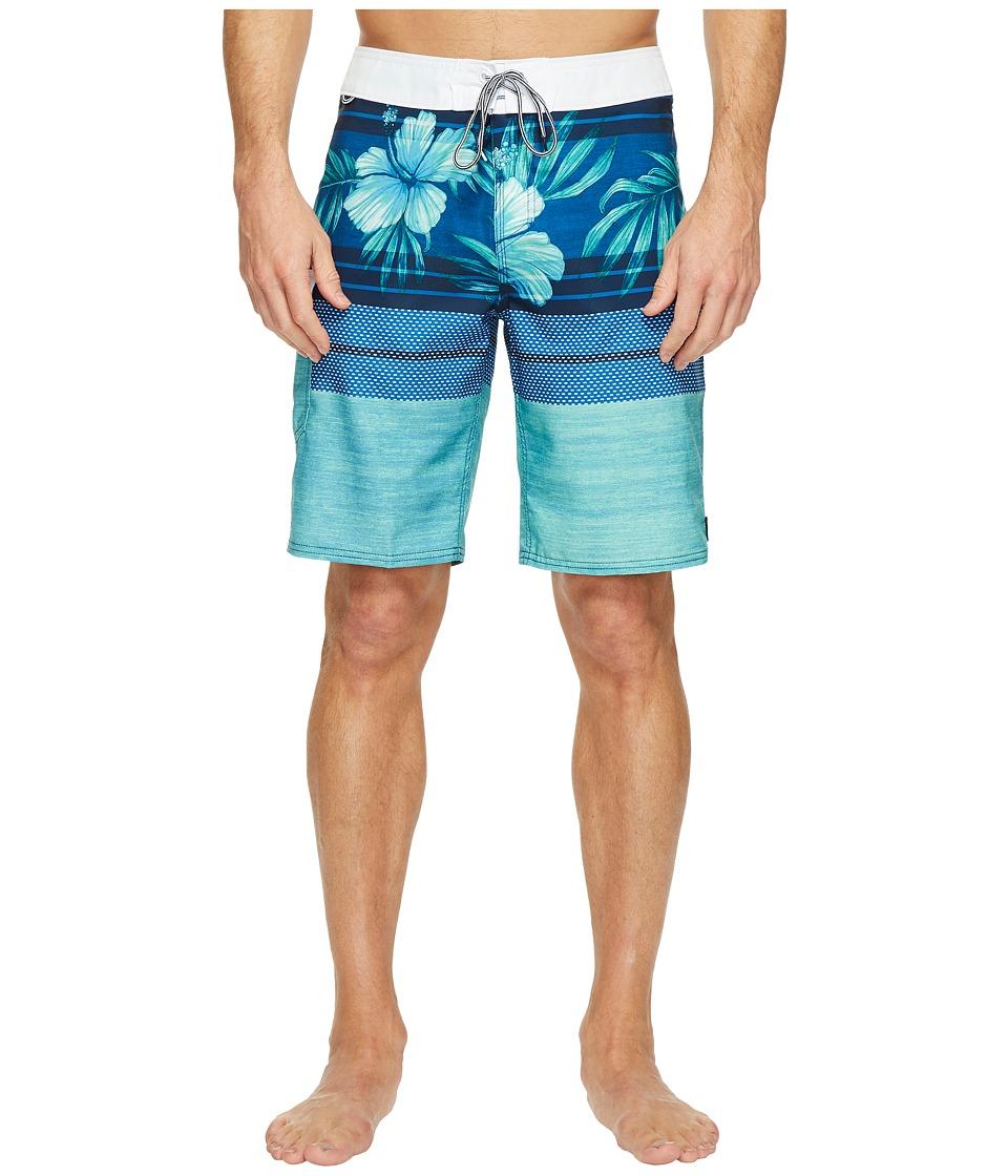 Reef Release Boardshorts (Blue) Men