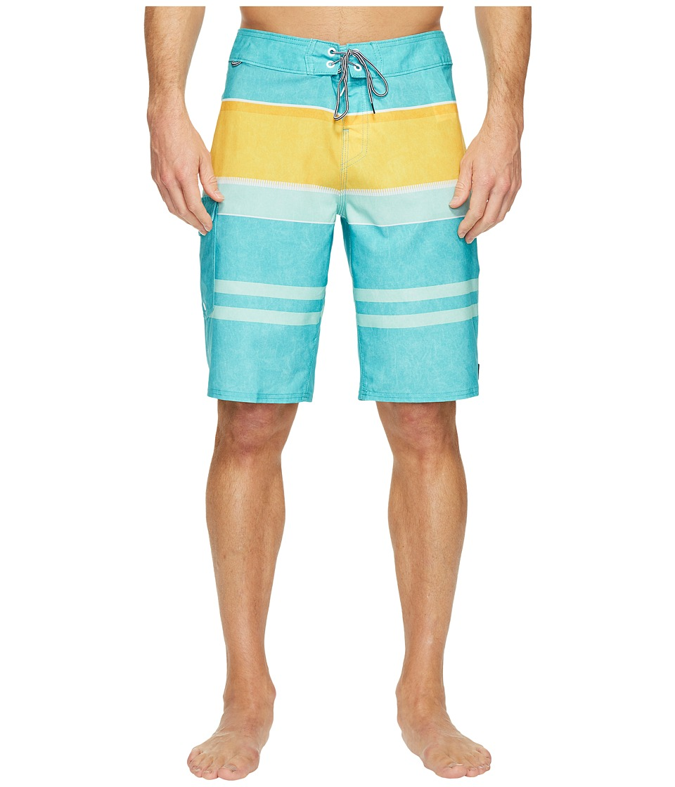 Reef Layered Boardshorts (Aqua) Men