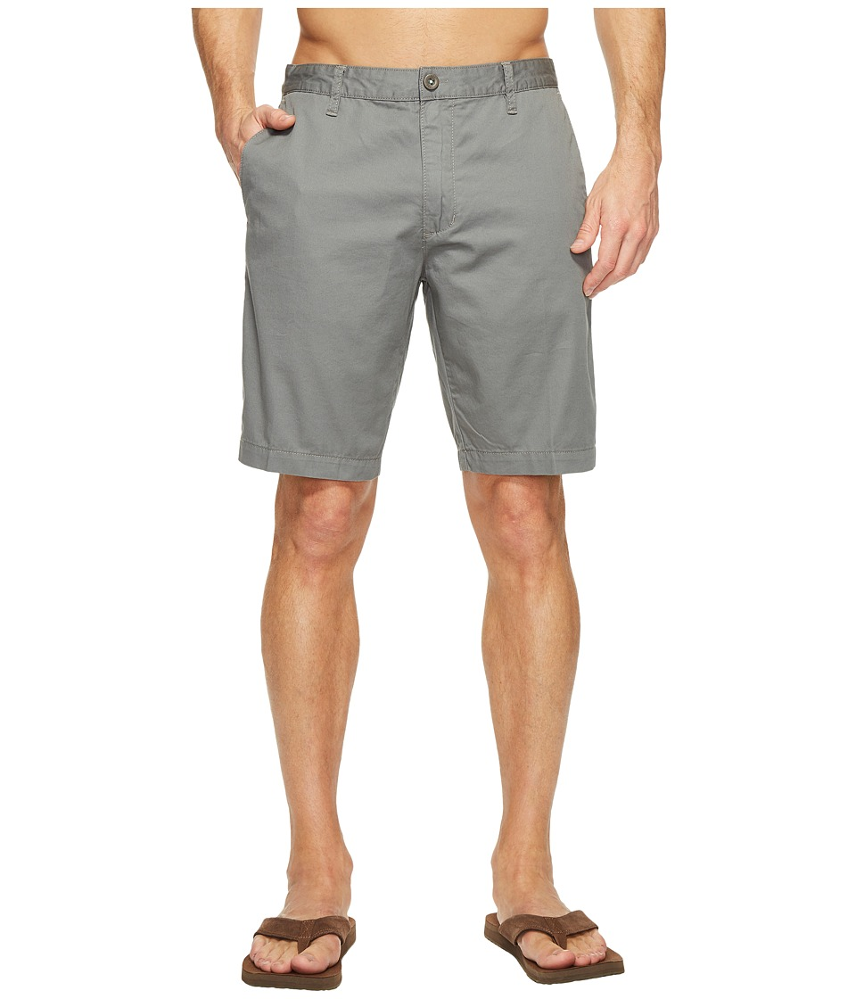 Reef Moving on 3 Shorts (Charcoal) Men