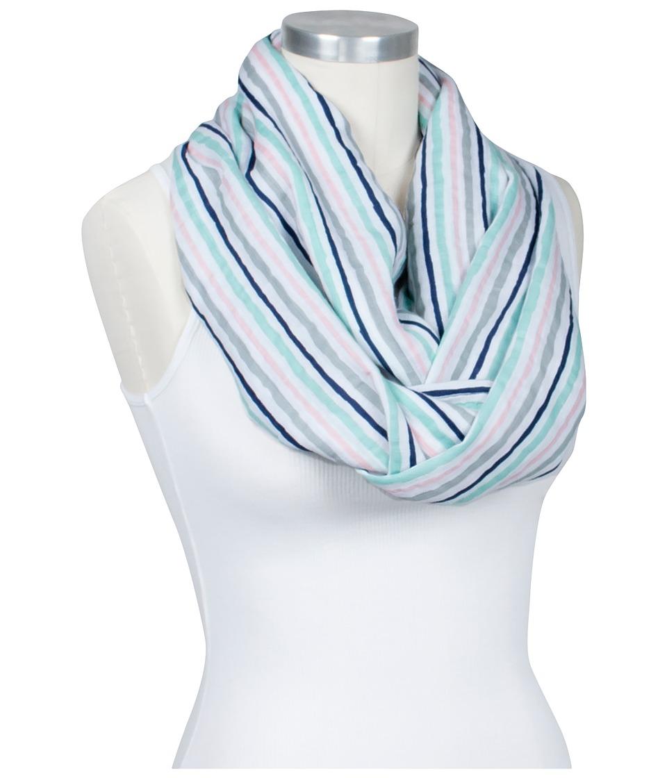 Bebe au Lait - Muslin Nursing Scarf (Candy Stripes) Scarves