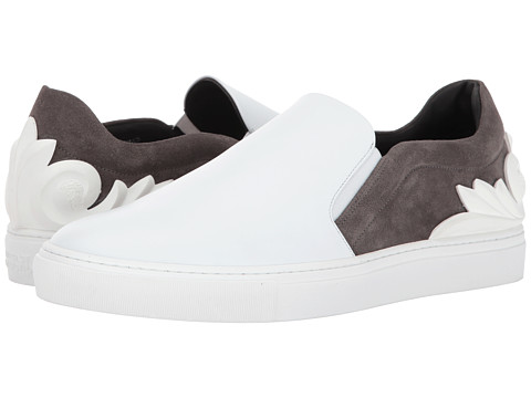Versace Collection Baroque Detailed Slip-On