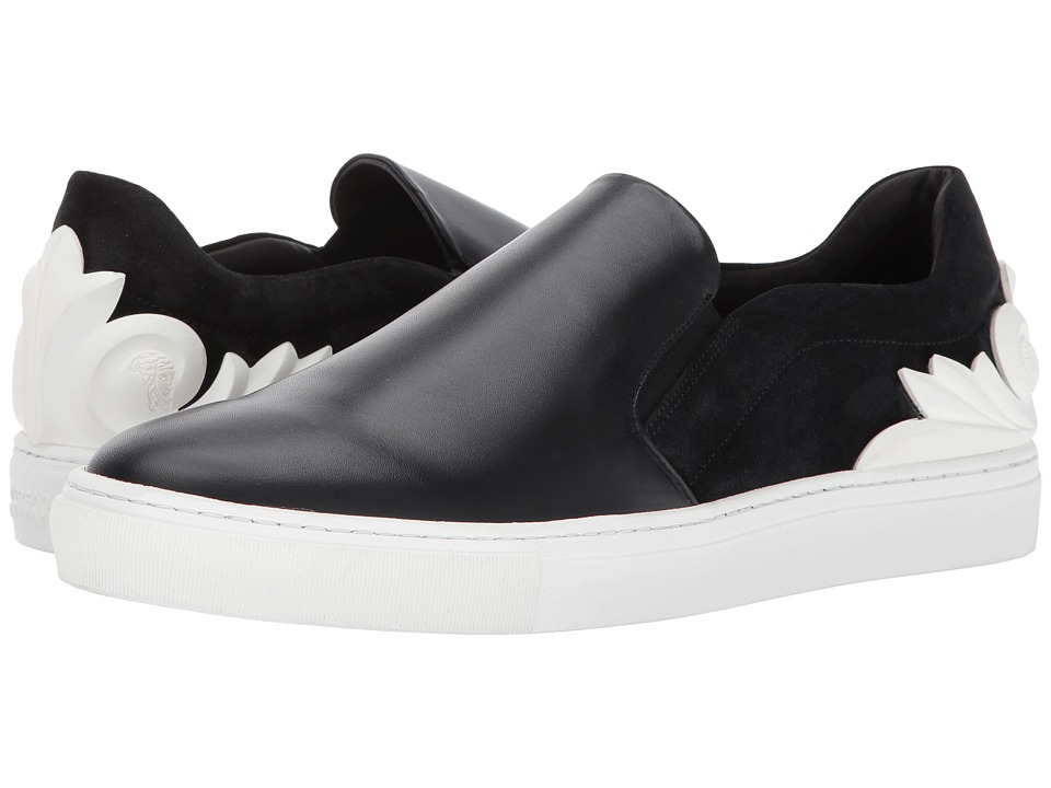 Versace Collection - Baroque Detailed Slip-On