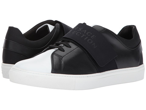 Versace Collection Velcro Low Top