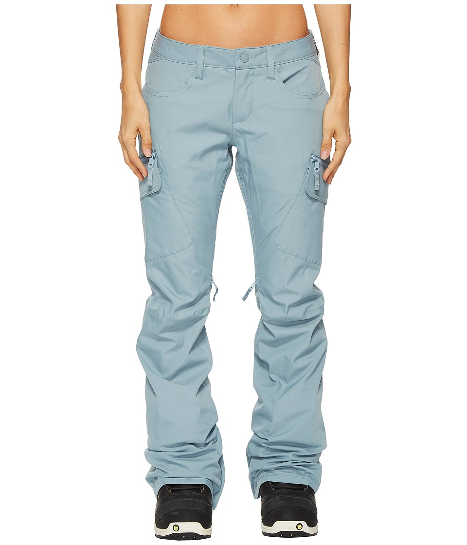 Burton - Gloria Pant (Winter Sky) Women's Casual Pants