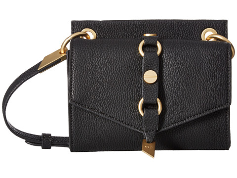 Foley & Corinna Wildheart Mini Crossbody - Black