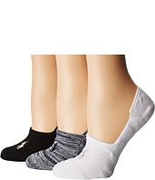 LAUREN Ralph Lauren - Marl Sneaker Liner 3-Pack