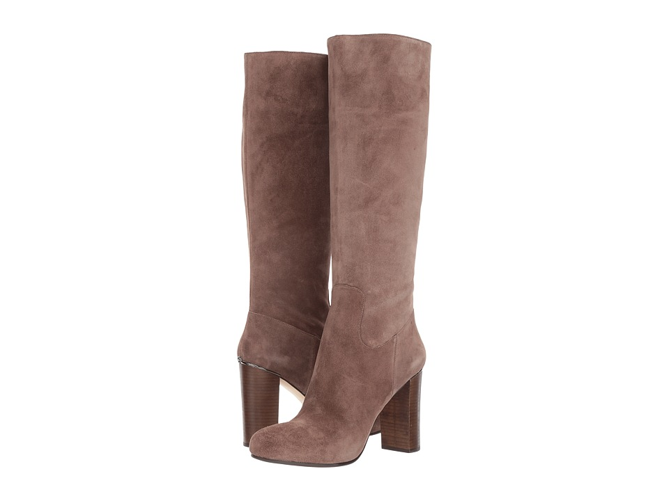 MICHAEL Michael Kors Janice Boot (Taupe Sport Suede) Women