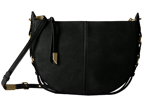 Foley & Corinna Wildheart Crossbody Hobo - Black