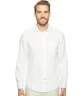 Nautica - Long Sleeve Resort Solid Linen