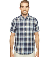Nautica - Short Sleeve Multi Plaid