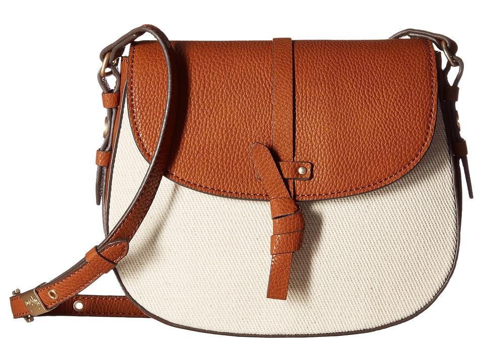 Foley & Corinna - Coconut Island Saddle Bag